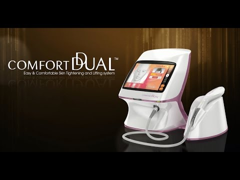 Comfortdual _Easy&Comfortable skin Tightening and Lifting system_ promotion film_eunsung
