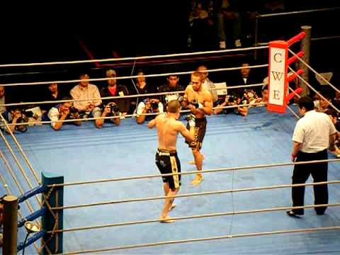 VTJ'09 佐藤 ルミナ vs コリー・グラント