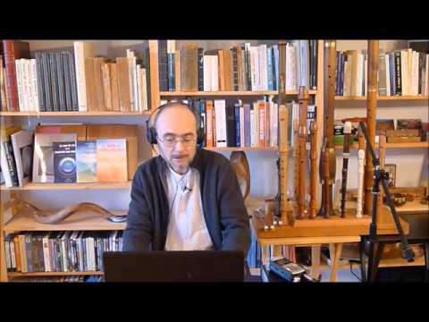 Emmanuel Comte Salamandre TV Thérapie par le son entre présence matérielle et vibration spirituelle