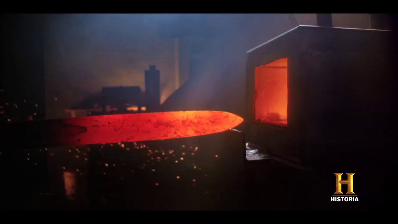 de l 39 acier et du feu vendredi 20h d s le 6 janvier youtube. Black Bedroom Furniture Sets. Home Design Ideas