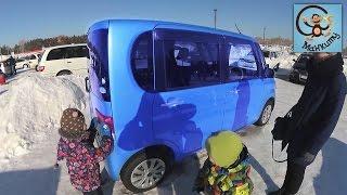 Дети и Машина. Дети покупают машину. МанкиТайм