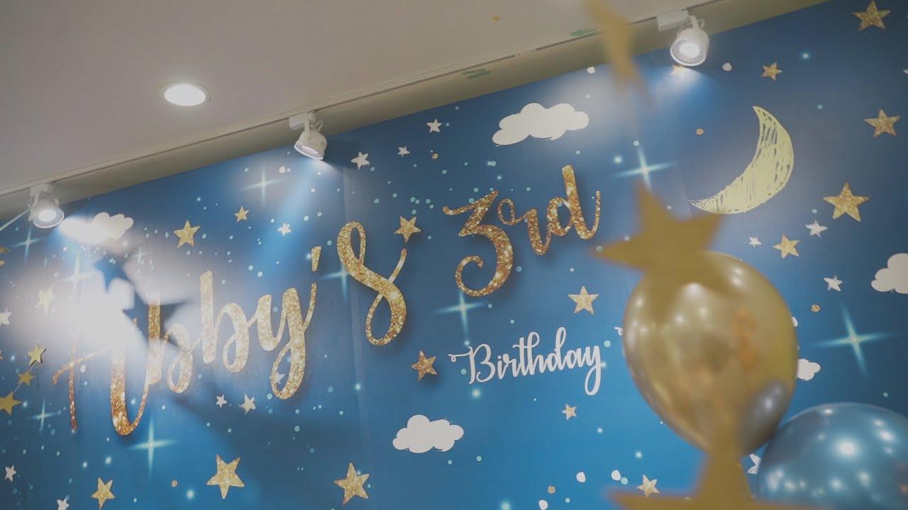 生日派對紀錄/慶生活動/香雞寶3歲生日