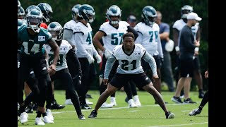 Eagles roster battles: 3 tightest competitions