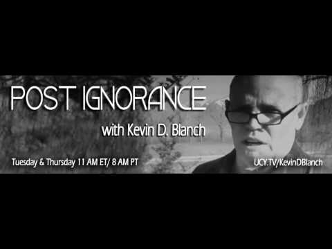 NEW YORK CITY a cultural theme PARK, kevin D. blanch POST IGNORANCE RADIO; 4/1/14