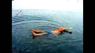 Плавание . Урок - 45 . На море  : начинаем - 1 .