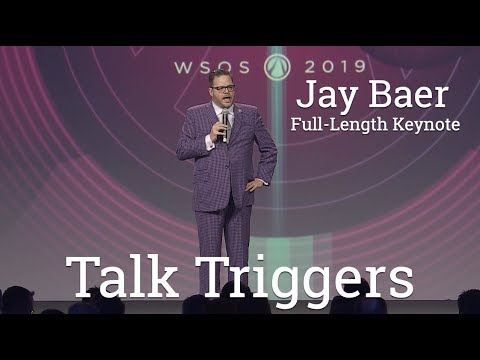Jay Baer Keynote Speaker  - Word of Mouth - Customer Experience