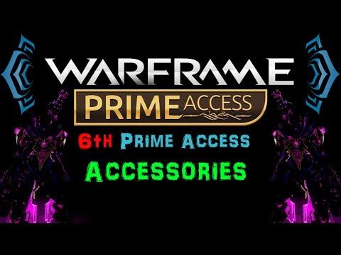 Warframe: EVERY Baro Ki'Teer Warframe Customization - A Buyers Guide
