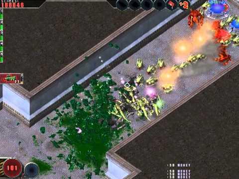 Alien Shooter :: SPEED RUN (0:17:59) by 'horned' [PC]