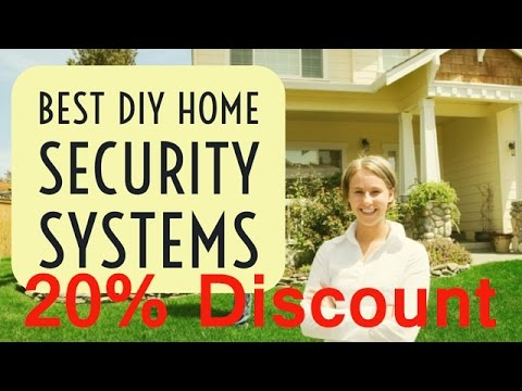 home security systems wireless do it yourself best diy home security system home security. Black Bedroom Furniture Sets. Home Design Ideas