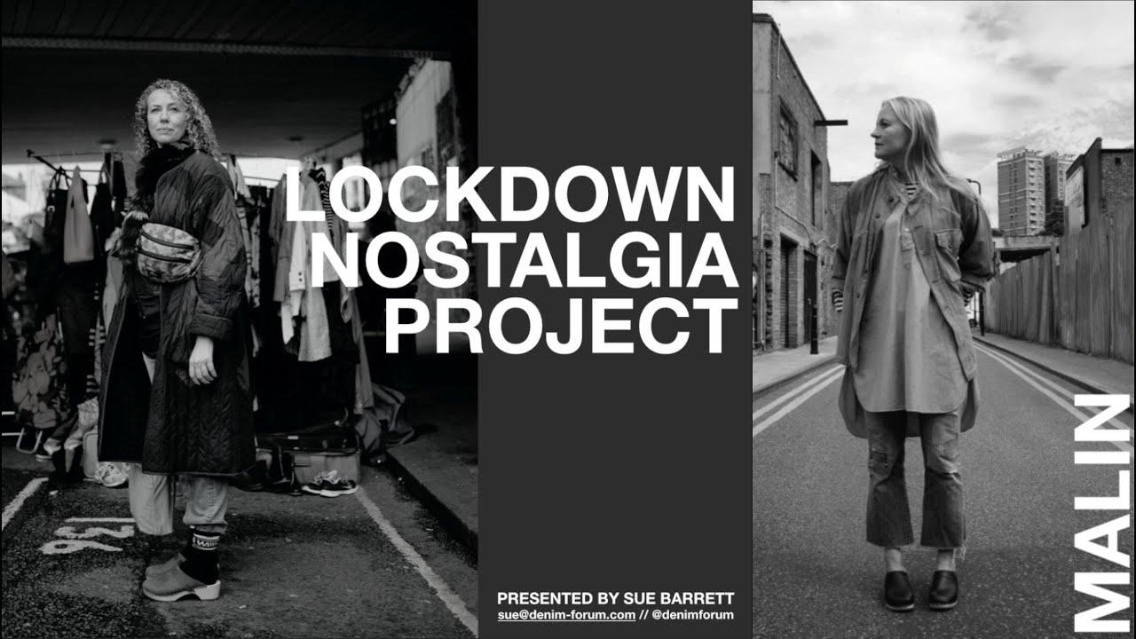 Sue Barrett's Lockdown Nostalgia Project - MALIN