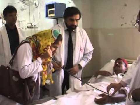 Nawabshah peoples medical hospital