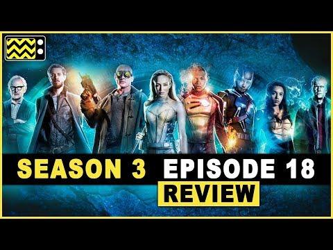 Legends Of Tomorrow Season 3 Episode 18 Review & Reaction | AfterBuzz TV