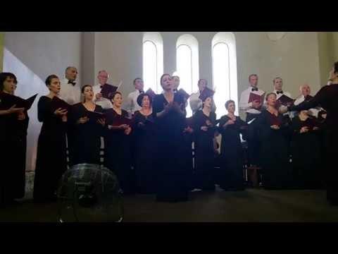 Государственная хоровая капелла Республики Абхазия (Фрагмент концерта 2)