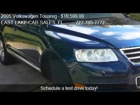 2005 Volkswagen Touareg - for sale in Palm Harbor, FL 34684