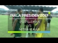 Video Gol Pertandingan PSS Sleman vs Mitra Kukar
