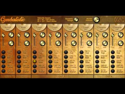 Cymbalistic VST by Alan ViSTa