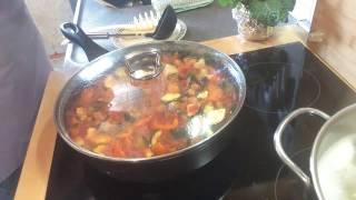 Как приготовить рататуй ? Рецепт домашней кухни. Ratatoulle