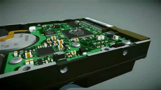 Internal Architecture Of Hard Disk Drive