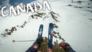 Ski Canada - BRUTISODE #25 - CANADA - Ski freeride