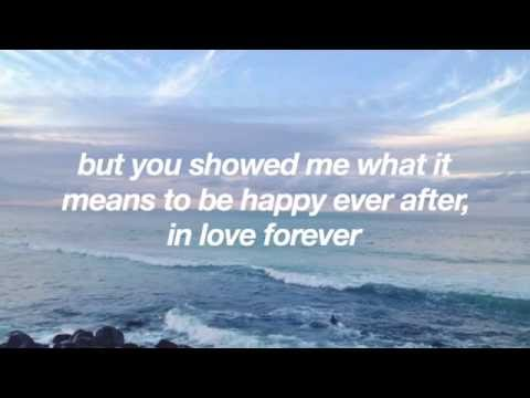 knew better/forever boy - ariana grande lyrics
