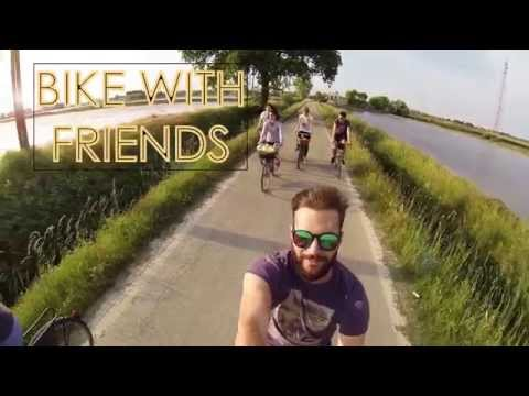Bike with friends (GoPro Edit)