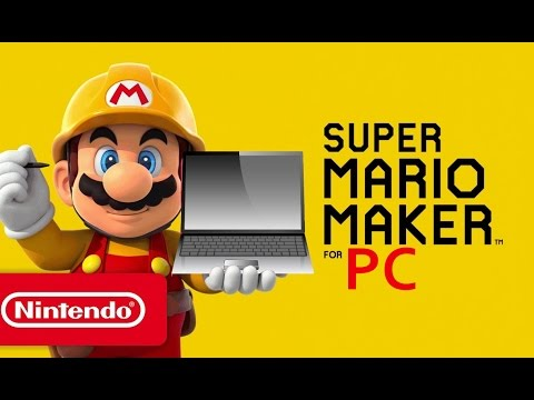 How To Play Super Mario Maker On PC!!