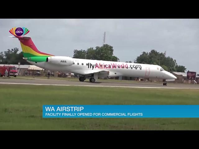 New Wa Airport will boost tourism – Regional Minister | Citi Newsroom