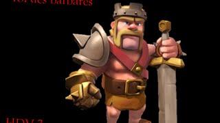 Clash of Clans:Obtenir et utiliser le roi des barbare