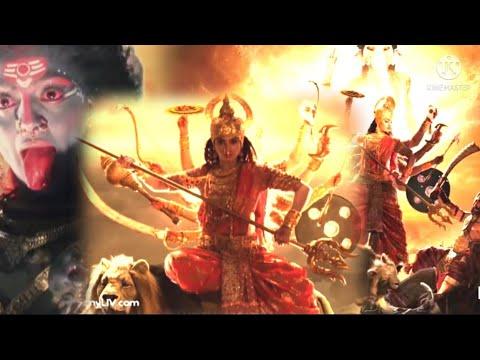 Download Jai ma Amba Durga tu shakti roop vahi dehi song|Vighnaharta Ganesh|Akansha Puri