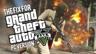 GTA V 5 PC | Fix the game launcher! (Tutorial + 60fps)