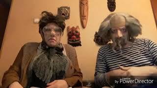 Смешное видео из жизни Клеопатры Сидоровны и Нафталиина Виссарионовича