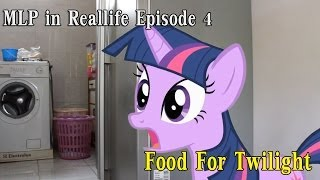 Food For Twilight (MLP in Reallife)