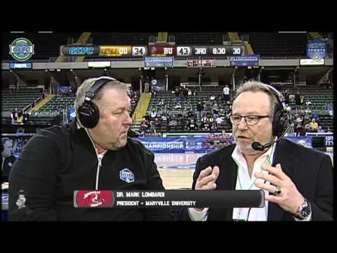 #GLVCSN Interview:  Maryville President Dr. Mark Lombardi