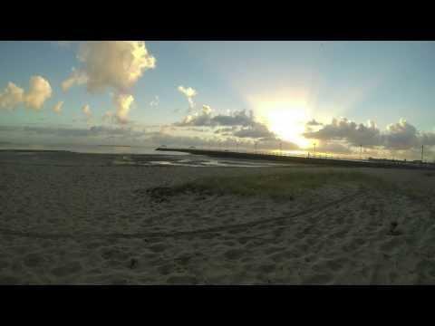 Sunrise on the Wynnum Waterfront | Brisbane Australia | Timelapse