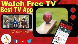 How to watch free TV on your mobile|Android/IOS|Live TV for Free[URDU/HINDI]Get All channels live