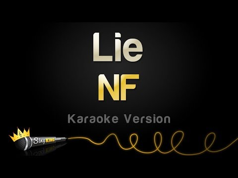 NF - Lie (Karaoke Version)
