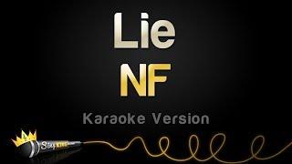 NF - Lie (Karaoke Version) Video