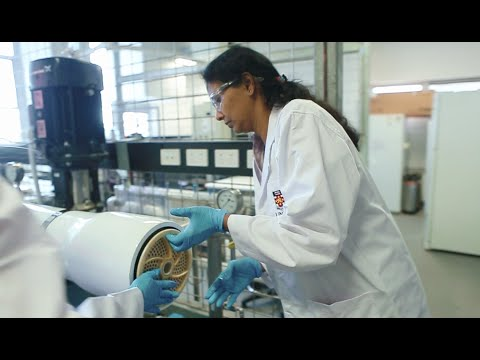 Environmental Research at UNSW Chemical Engineering