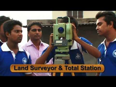 Quantity surveyor,Land surveyor course with Total Station Join R.T.I, Jamshedpuir..YOUTUBE