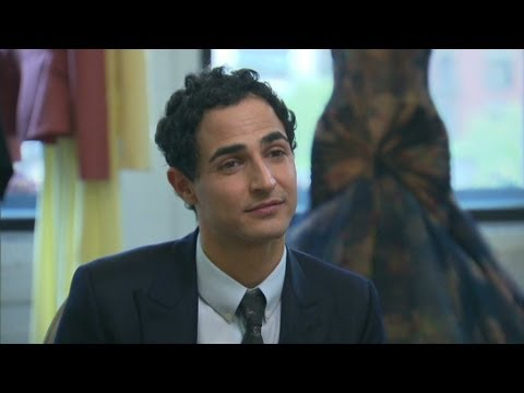 Zac Posen: Fashion's comeback kid
