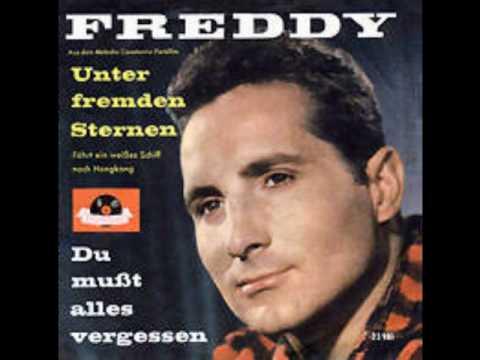 Freddy Quinn  Unter Fremden Sternen