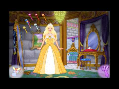 Barbie as Sleeping Beauty (longplay) for the PC