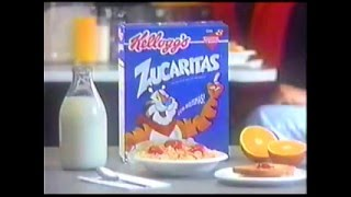 Download comercial zucaritas de kellogs 1997