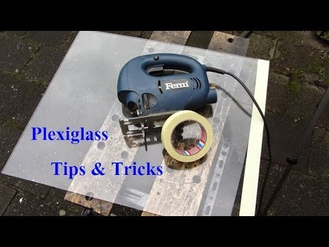 Cutting Plexigl With Jigsaw Tips And Tricks ะต ดอะคร ล ค