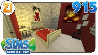Sims 4 [Großstadtleben]: Die Wohnung wird fertig #915 | Let's Play [DEUTSCH]
