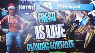 Fortnite live|save the world|Fast console builder|120+ wins|4000+ kills #187