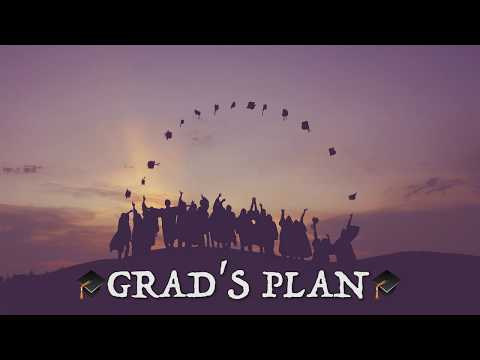 Grad's Plan (God's Plan PARODY) - Young Jeffrey's Song of the Week