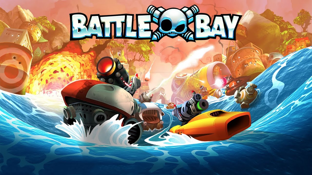 Pencipta Angry Birds Buat Game Baru,  Battle Bay