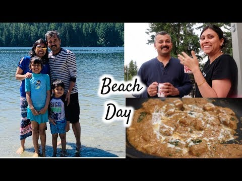 Sunday Vlog - Beach pe bahut maza aya - Indian mommy Vlogger