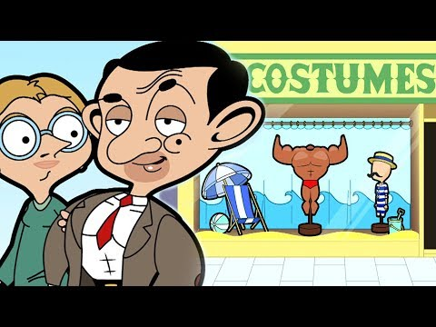 Muscle Bean | Funny Episodes | Cartoon World